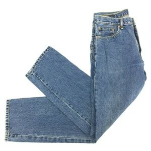 Levi Strauss Mens 550 Relaxed Fit Jeans Sz 34 x 34